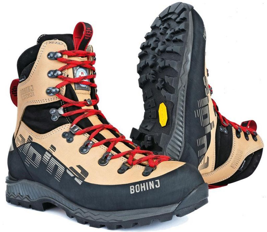 Predstavljamo planinsko obutev: Alpina Bohinj