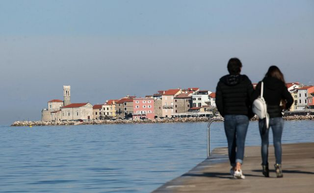 Tudi zaradi turizma bi morali v Piranu za vsako ceno ohraniti visoko stopnjo varnosti. Foto Mavric Pivk