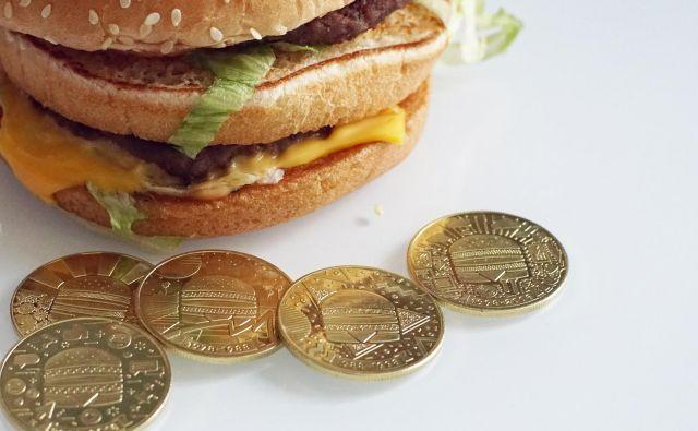 Zaradi indeksa Big Mac je v Argentini minister Guillermo Moreno prisilil verigo McDonald's, da poceni svoje najbolje prodajane hamburgerje, da bi tako prikrili visoko inflacijo v državi. Foto: Shutterstock