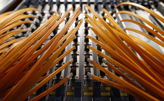 Za gradnjo »avtoceste na področju digitalizacije« bo država namenila 32 milijonov evrov. FOTO: Alessandro Bianchi/Reuters