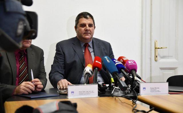 Robert Munda, vodja sektorja kriminalistične policije PU Maribor. FOTO: Aleš Andlovič