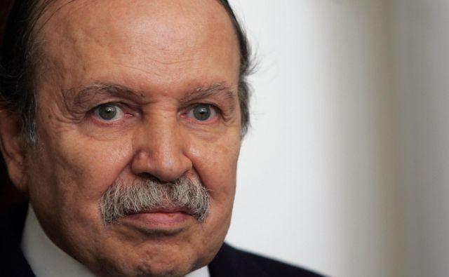 Abdelaziz Bouteflikaje leta 1963 postal najmlajši zunanji minister na svetu (še danes ohranja ta rekord), kasneje pa je predsedoval generalni skupščini Združenih narodov in bil izjemno aktiven v gibanju neuvrščenih. FOTO: AFP