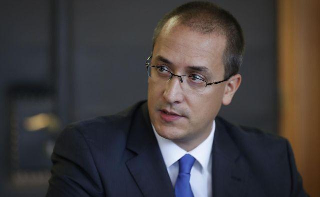 Premier Marjan Šarec o Lebnu na dan, ko je sprejel njegov odstop: »Prvi je začel premikati zadeve.« FOTO: Leon Vidic/Delo