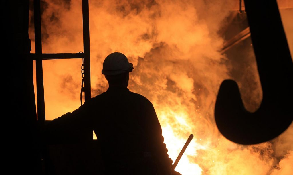 FOTO:Subotič in Mačkošek v prevzem solastnika družbe Štore Steel