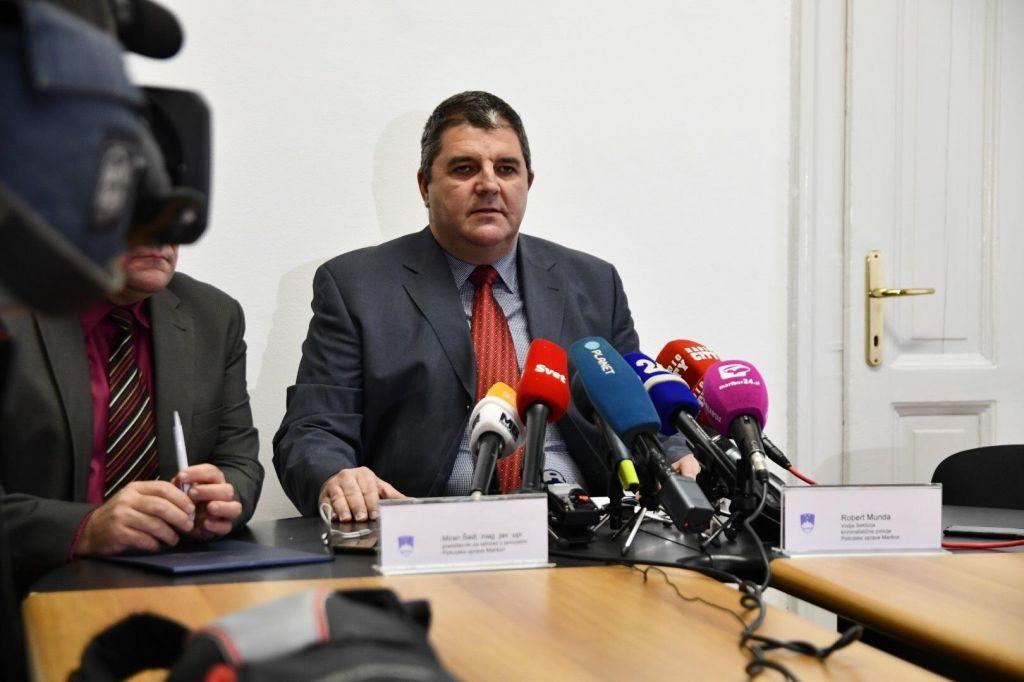 Direktor PU Maribor zoper šefa kriminalistov sprožil disciplinski postopek