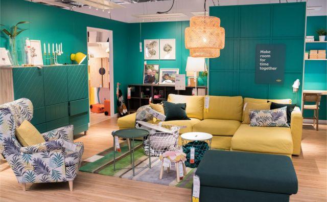 Ikea bo preizkusila nov poslovni model, v okviru katerega bo pohištvo moč tudi najeti. Najprej bo za najem na voljo pisarniško, kasneje tudi kuhinjsko pohištvo. FOTO: Shutterstock