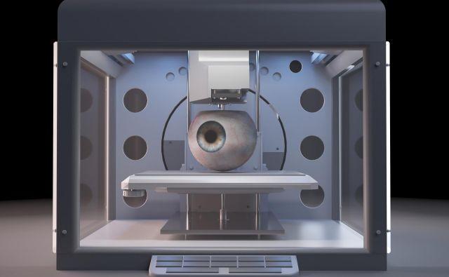 Vizija podjetja je, da bi nekoč biotiskali vse organe. Napovedujejo, da bodo že čez tri leta ustvarili človeške ledvice in jih vsadili živali. Foto Shutterstock