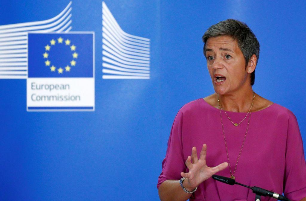 Najbolj priljubljena komisarka Vestagerjeva kmalu prihaja v Slovenijo