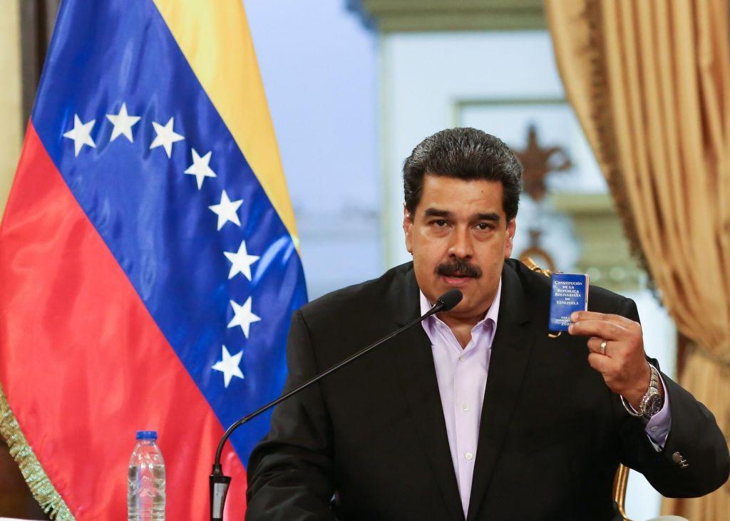Madurov socializem in ameriška demokracija