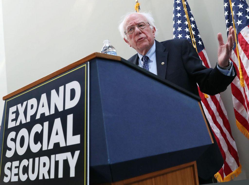 Bernie Sanders se ponovno podaja v predsedniško bitko