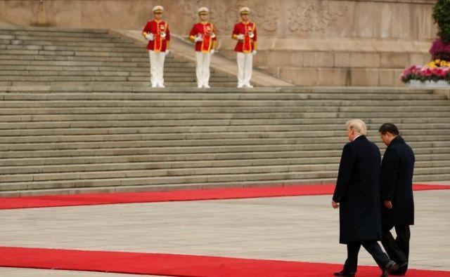 Trgovinska vojna ni v dolgoročnem interesu niti ZDA niti Kitajske, kar povečuje možnosti za kompromis. FOTO Reuters