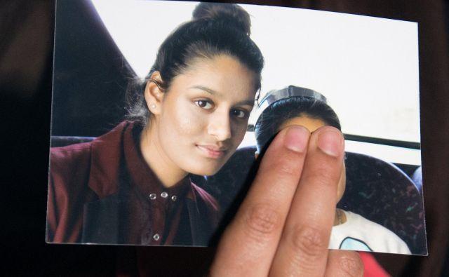 Shamima Begum FOTO: Reuters