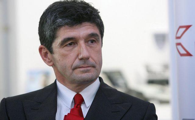 Aleksander Batič se je iz banke preselil na mesto poslovnega direktorja ljubljanske kirurške klinike. FOTO: Ljubo Vukelić/Delo