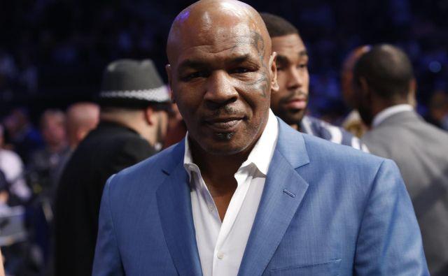Tyson se ni bal niti bitij, enkrat mogočnejših od sebe.<br /> FOTO: Reuters