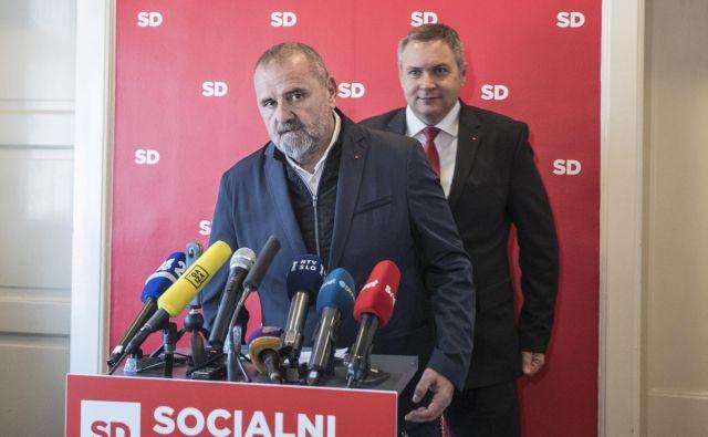 Kot je priznal Poznič, je doslej politično nedolžen, a z izkristaliziranim pogledom na kulturno dogajanje v državi. FOTO: Voranc Vogel/Delo