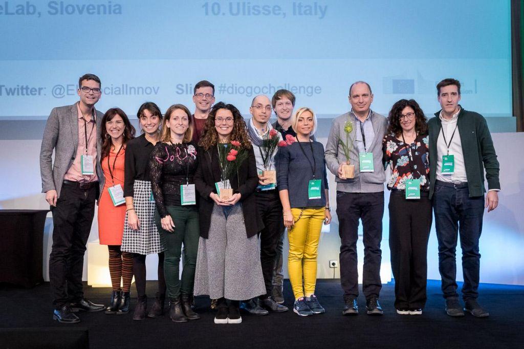 Postanite naslednji veliki socialni inovator Evrope
