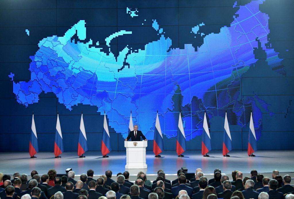 Moskva bo rakete usmerila tudi proti Washingtonu