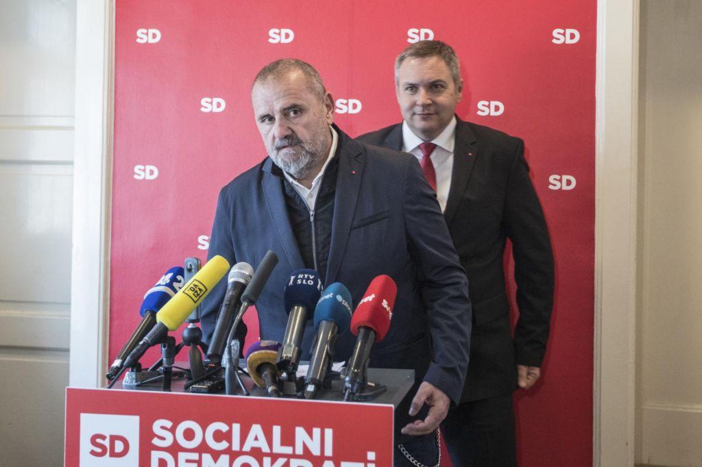SD-jeva izbira za kulturnega ministra je »nepopisan list« iz Trbovelj