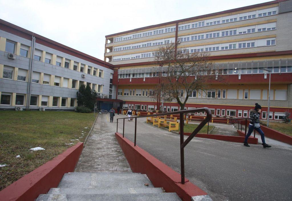 FOTO:Še Fakinova sanacija bolnišnic