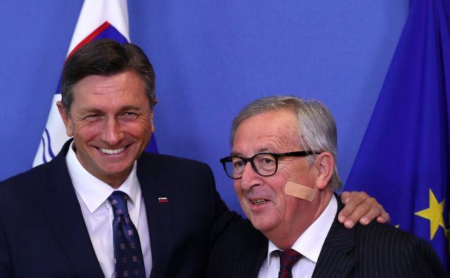 Slovenija pričakuje od Bruslja ugotovitev, da Hrvaška krši pravo EU in mednardone obveznosti. FOTO: Yves Herman/Reuters