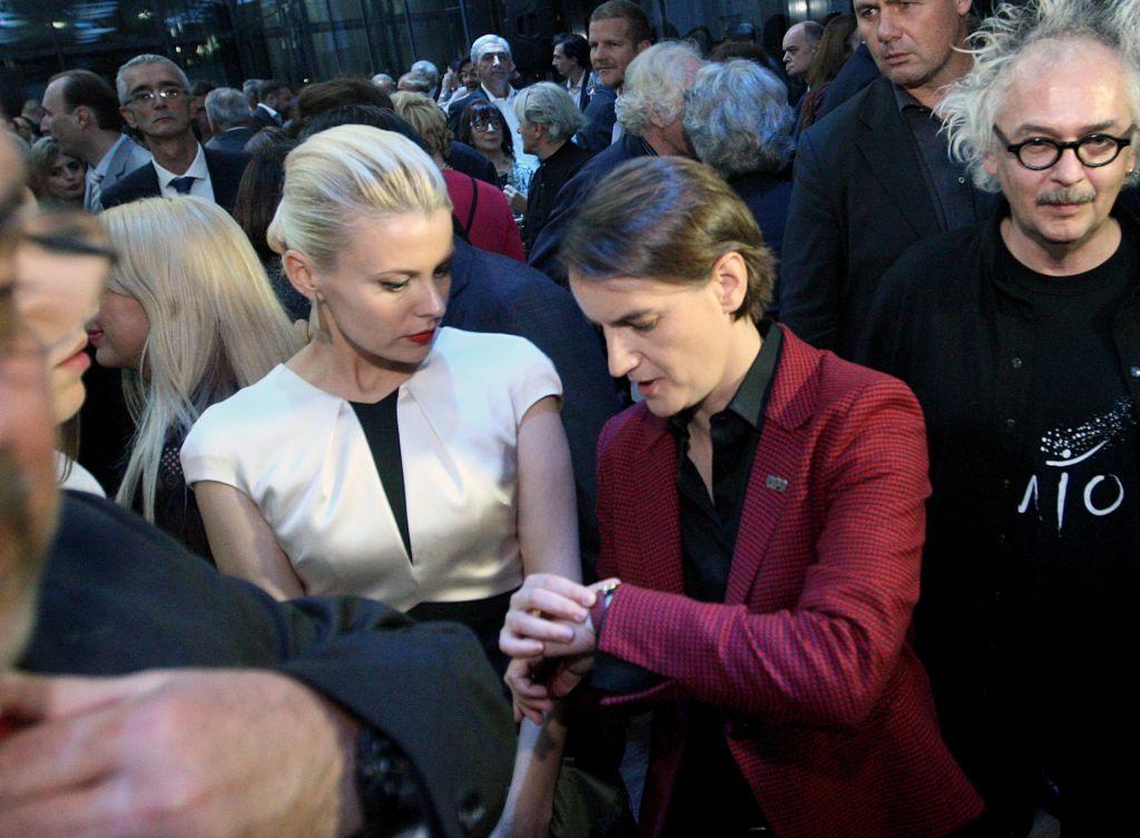 Partnerka srbske premierke rodila sina, poimenovali sta ga Igor