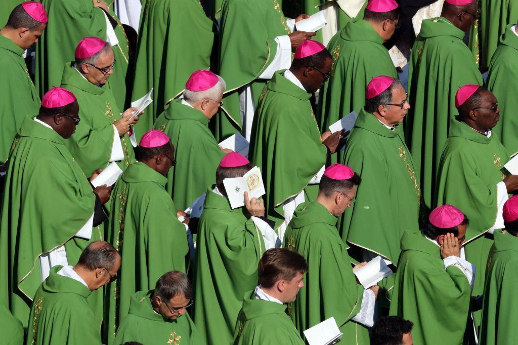 Homoseksualnost, moč in hinavščina v Vatikanu