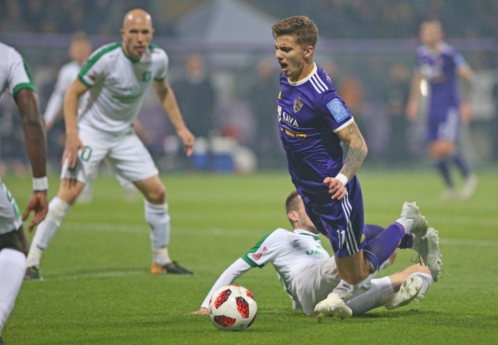 FOTO:Maribor prvak, Luka ali Rok najboljši strelec