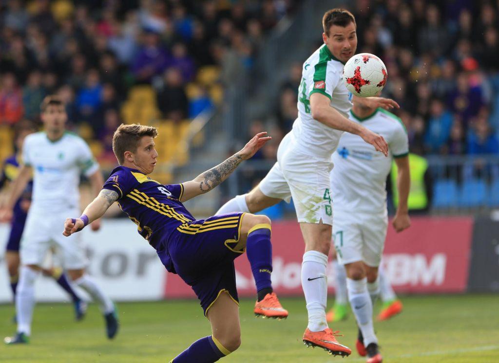 FOTO:Maribor v boj za prvaka oslabljen, Olimpija slabša