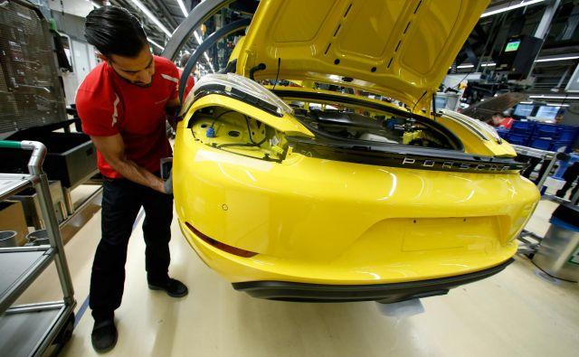Berlin že računa na uvedbo ameriških kazenskih carin na uvoz avtomobilov. Foto: Reuters