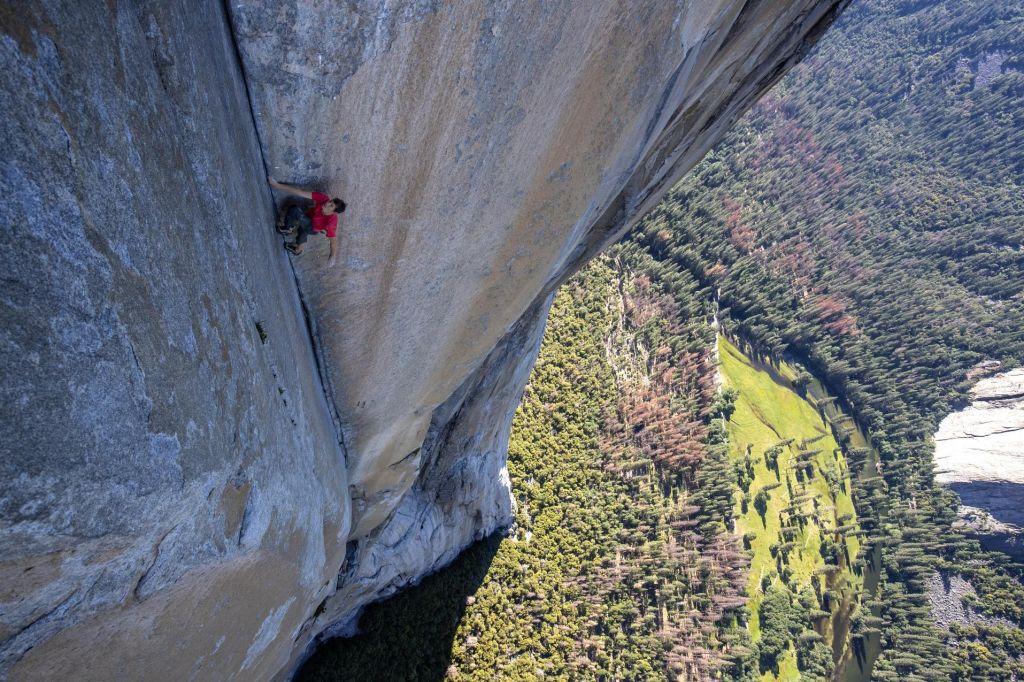 FOTO:Najboljši film je Dawn Wall