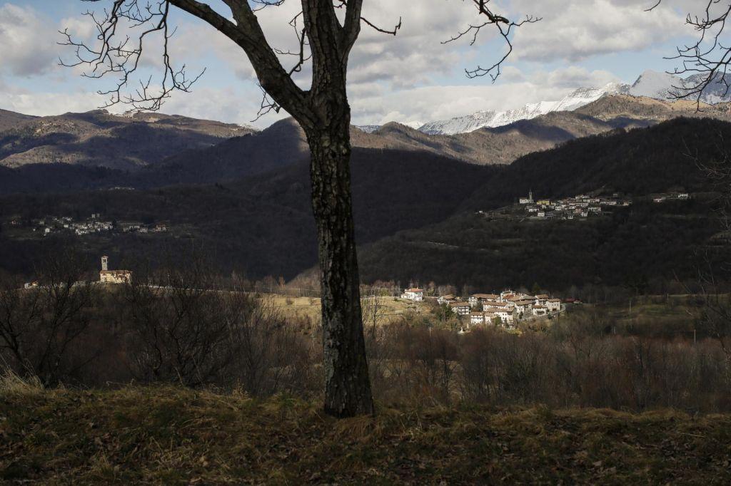 FOTO:Slovenci v Videmski pokrajini umirajo na obroke