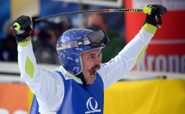 Flisar je bil v Rusiji zelo hiter. FOTO: AFP