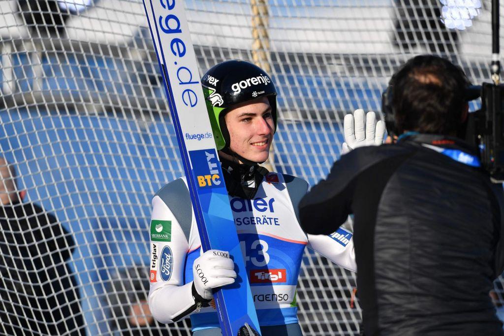 FOTO:Eisenbichler svetovni prvak, Zajc zaokrožil deseterico