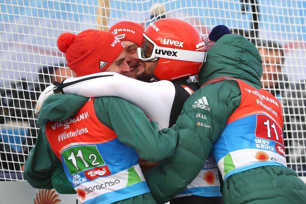 Nemci ekipni prvaki, Slovenci zgolj šesti