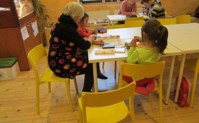 Program je namenjen različnim starostnim skupinam, vse delavnice so brezplačne. Foto Arhiv ZPM Ljubljana Moste - Polje