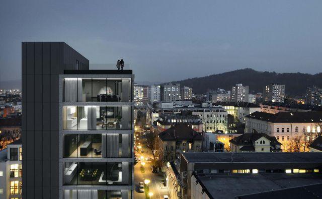 V Ljubljani bo zrasel še hotel Neuhaus. Vizualizacijo prihodnjega objekta so nam poslali izarhitekturnega biroja Arhitektura 2211.<br /> <br /> FOTO:Arhitektura2211