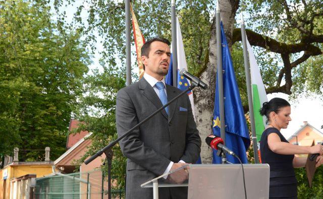 Vojislav Kovač. FOTO spletna stran konzulata Črne gore v Sloveniji
