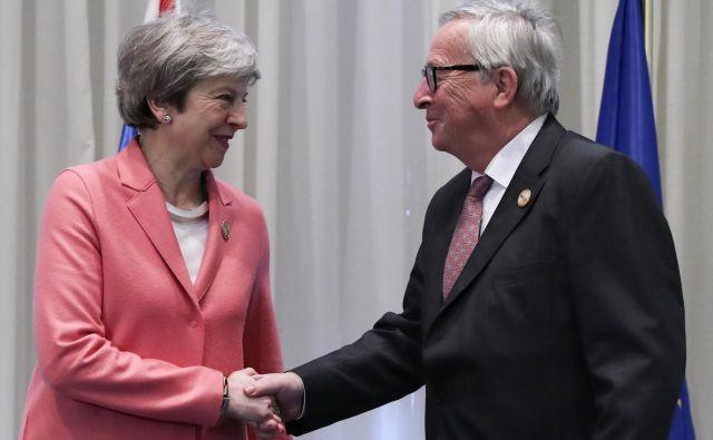 Delovna predpostavka Bruslja ostaja, da bo brexit res izpeljan 29. marca, kot je predvideno. FOTO: Francisco Seco/AFP