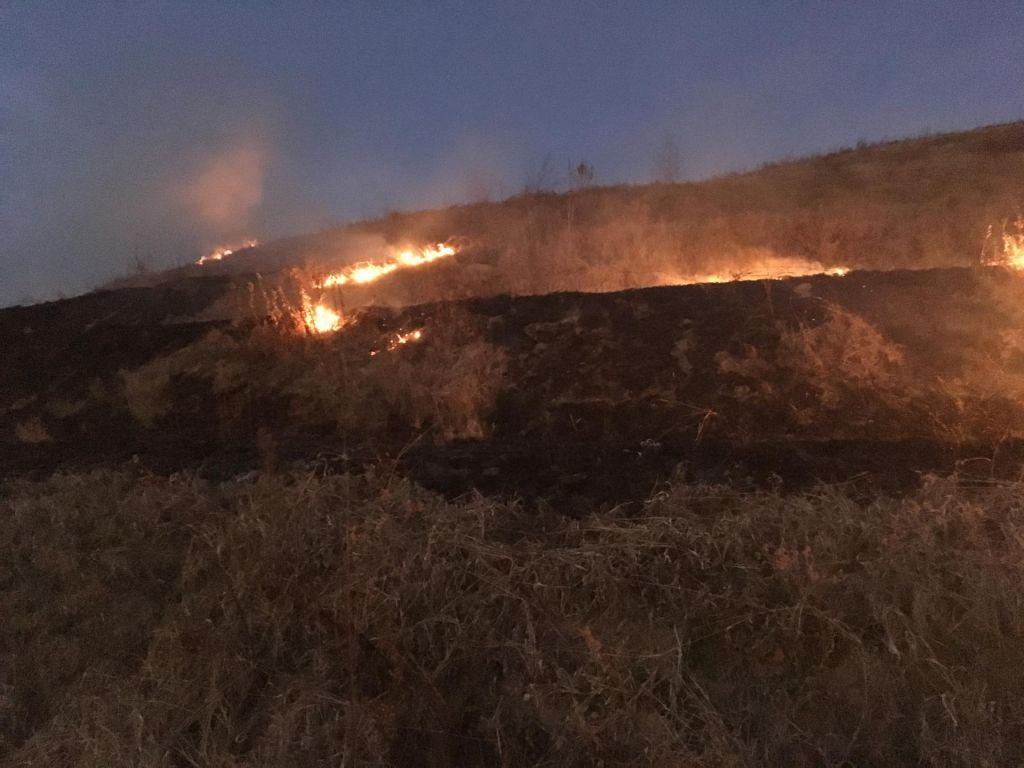 Po vsej Sloveniji velika požarna ogroženost