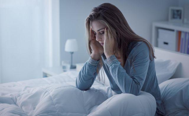 Matere otrok so izgubile tudi povprečno štirideset minut spanja na noč v prvem letu po rojstvu otroka. FOTO: Thinkstock