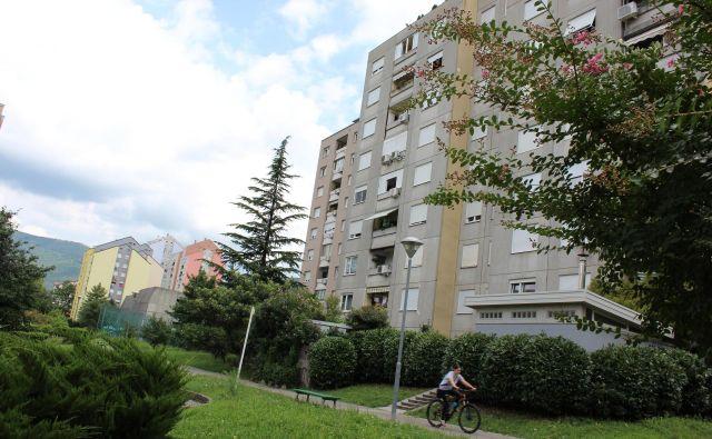 Mestna občina je za petletni projekt obnove Cankarjevega naselja predvidela 13 milijonov evrov, a bo nov občinski svet očitno že na začetku zmanjšal vložek. Foto Blaž Močnik