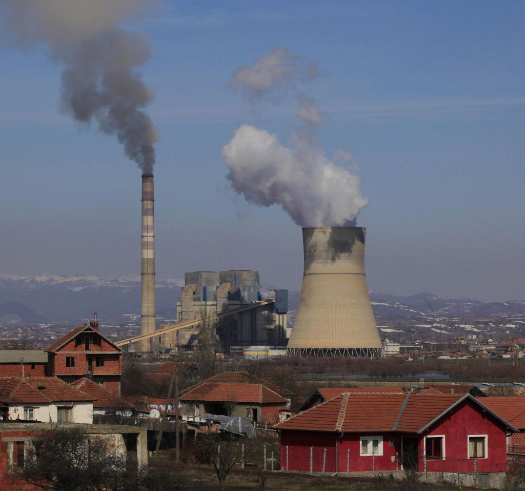 FOTO:Balkanske termoelektrarne ogrožajo vse Evropejce