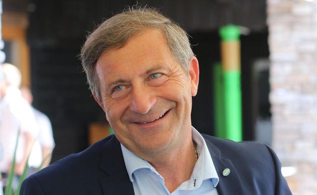 Karel Erjavec bo kandidate za Evropski parlament oznanil 10. marca. FOTO: Tomi Lombar/Delo