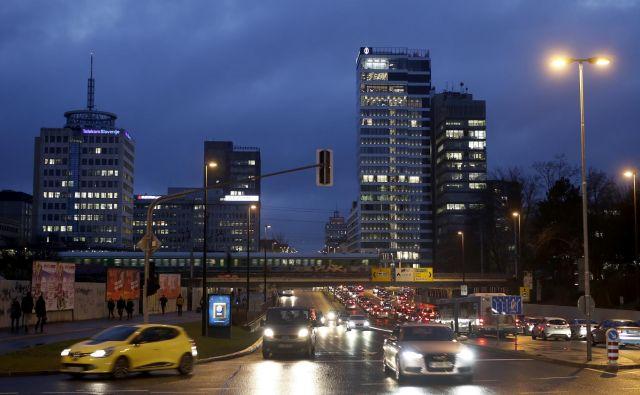 Izziv za mesta ostaja, kako zadovoljiti potrebe vseh ljudi po mobilnosti ter obenem zmanjšati promet in njegove škodljive posledice za okolje. Foto Blaž Samec