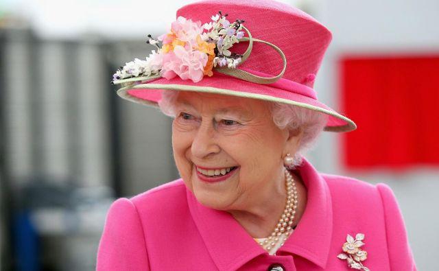 Kraljica Elizabeta II. je monarhinja z najdaljšim stažem v britanski zgodovini. FOTO: Reuters