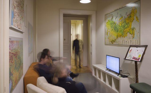 Študentsko stanovanje FOTO: Janez Marolt