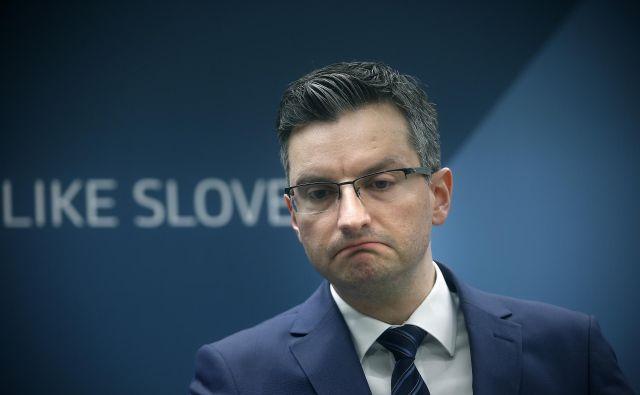 Šarec je v pol leta odslovil še tretjega ministra. FOTO: Blaž Samec/Delo