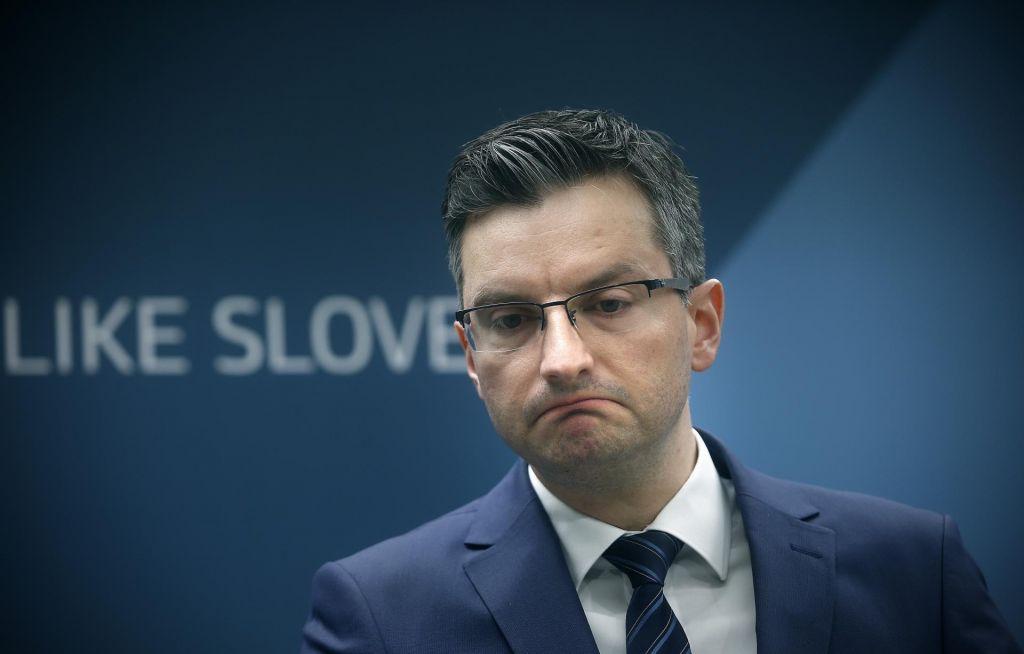 Premier Šarec s težkim srcem sprejel Lebnov odstop