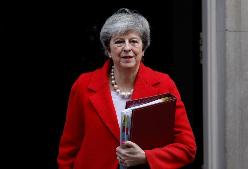 Theresa May še lahko upa na uspeh