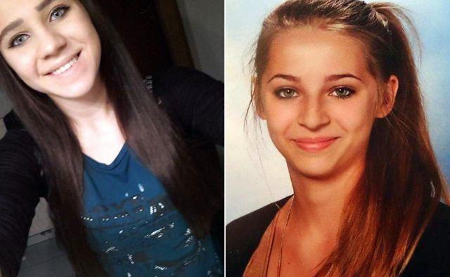Sabina in Samra (na fotografiji z družabnih omrežij) sta se, ko sta bili stari 15 in 16 let, pridružili Islamski državi, danes sta polnoletni in imata otroke.